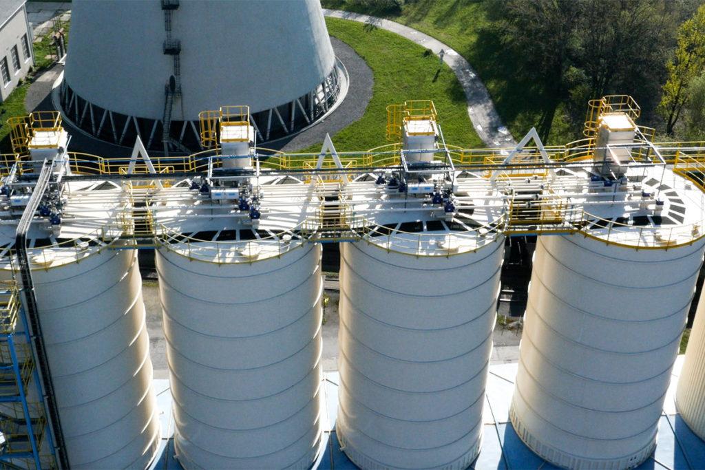 Inspekce průmyslových zařízení