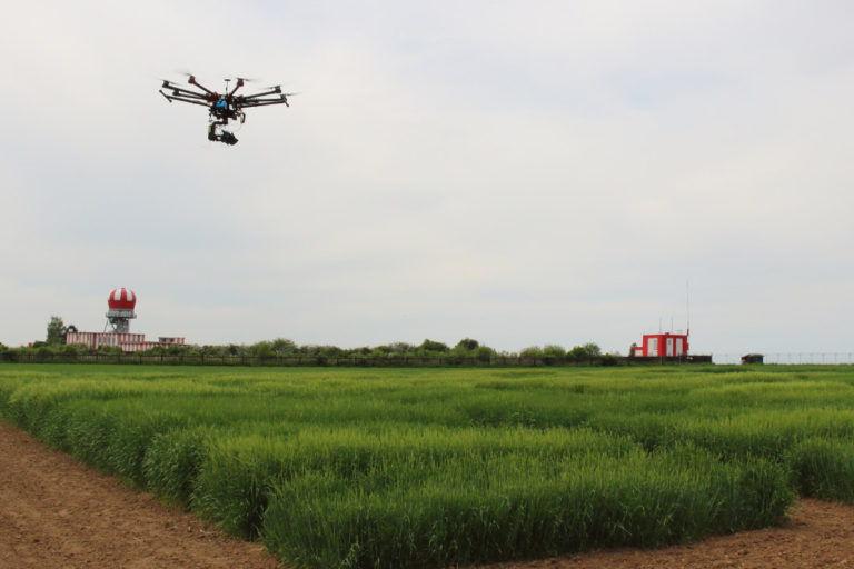 Průmyslové aplikace UAV