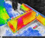 Aplikace letecké termografie
