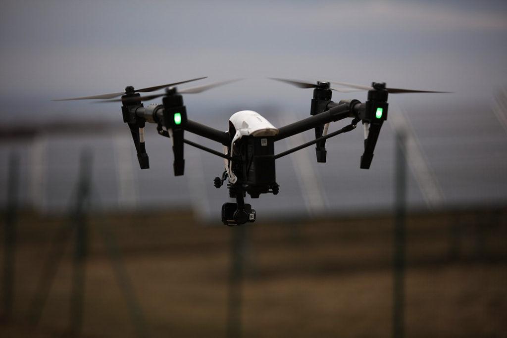 Konstrukce a prodej dronů